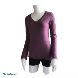 Old Navy Cotton V-Neck Sweater Small